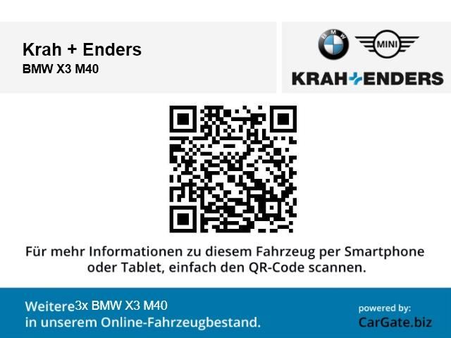 BMW X3 M40 X3 M40: Bild 16