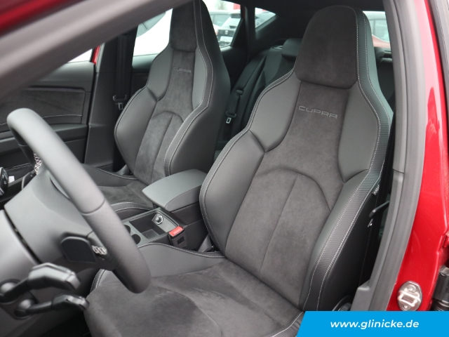 Seat Leon Cupra 290 2.0 TSI DSG Navi Panoramadach Sportsitze
