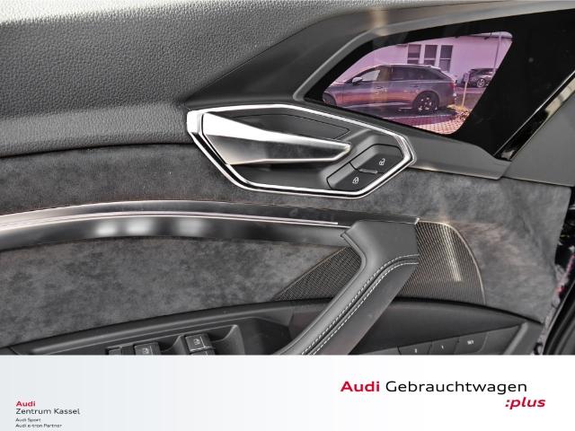 Audi e-tron 50 quattro S line 97.455,- LED Navi AD Kurvenlicht e-Sitze HUD ACC Nachtsichtass.