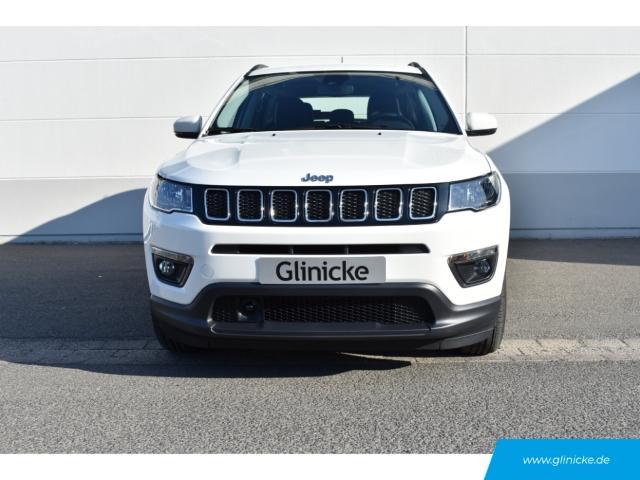 Jeep Compass Longitude 4WD 2.0 Navigation-&Komfort-Paket