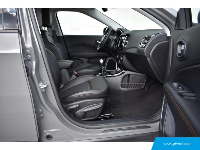Jeep Compass Limited FWD 1.4 MultiAir EU6d-T Metallic
