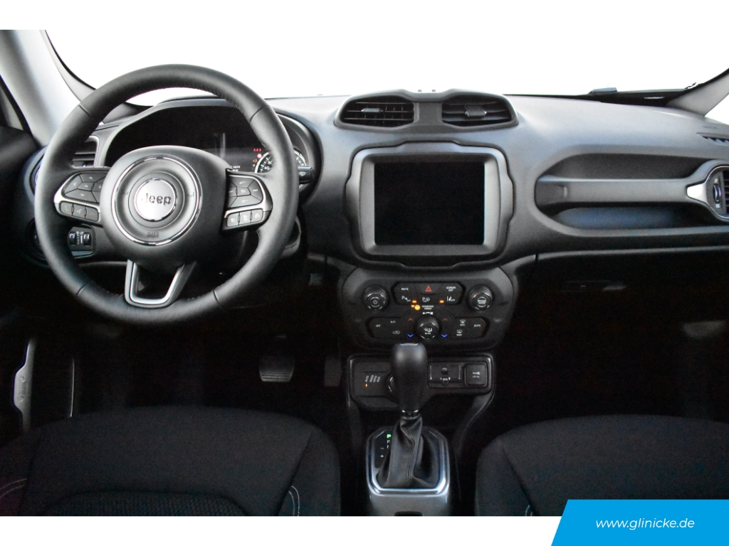 Jeep Renegade Limited 4WD 1.3 T-GDI EU6d-T LED Navi