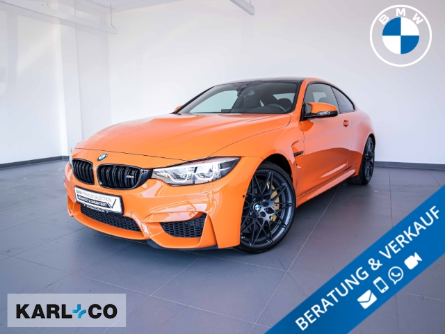 BMW M4 M4: Bild 1