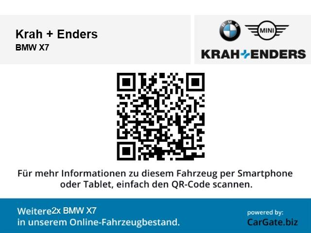 BMW X7 X7: Bild 16