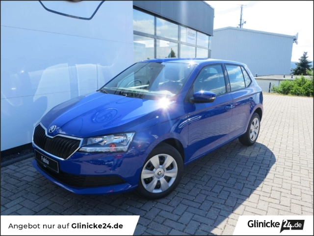Skoda Fabia Cool Plus 1.0 MPI Enjoy Paket 60 PS - Kassel
