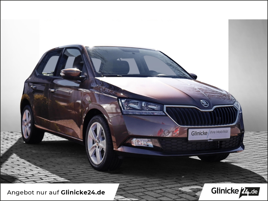 Skoda Fabia  Cool Plus 1.0 MPI ENJOY PAKET