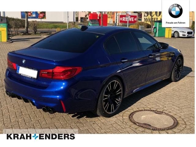 BMW M5 M5: Bild 8