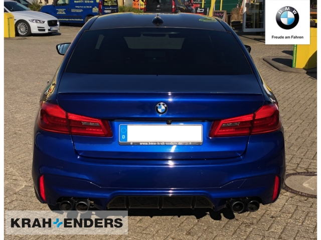 BMW M5 M5: Bild 9