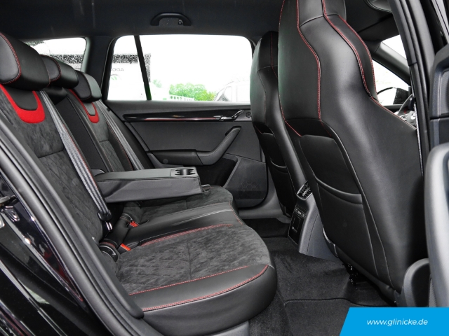 Skoda Octavia Combi RS 4x4TDI CHALLENGE PRO Columbus CANTON