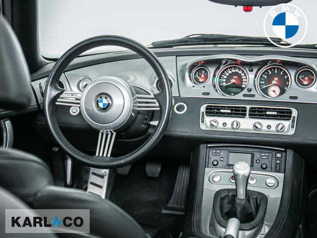 BMW Z8 Z8: Bild 12