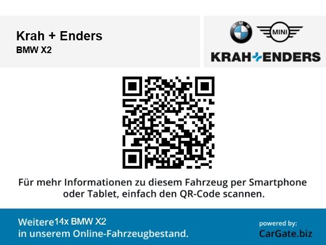BMW X2 X2: Bild 16