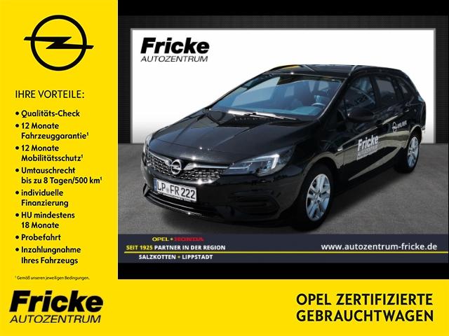 Opel Astra  K ST Edition Klimaaut/LED/Rückfahrkam/DAB/SHZ+LenkradHZG