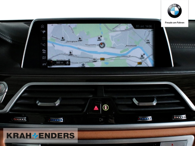 BMW 750 750: Bild 11