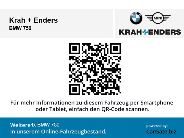 BMW 750 750: Bild 20