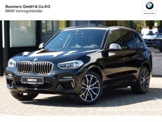 BMW X3 M40i HUD LiveCockpit SHZ Display Key AHK StandHZG Fernlichtass. - Bild 1