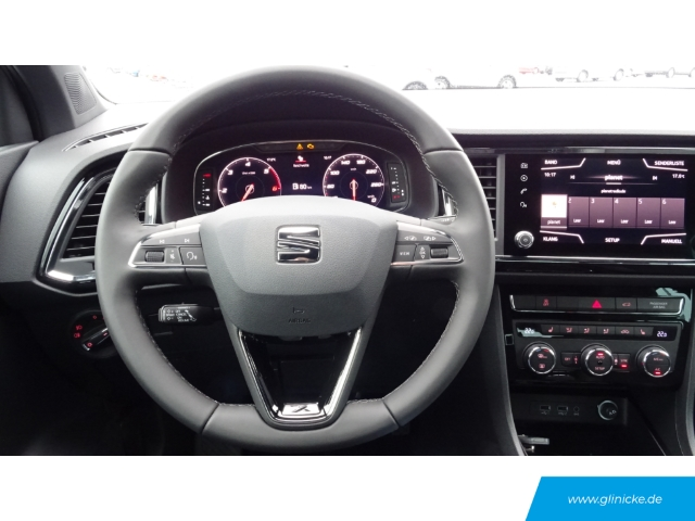Seat Ateca  Xcellence 2.0 TDI EU6d-T Leder LED Navi ACC Rückfahrkam. Fernlichtass. El. Heckklappe
