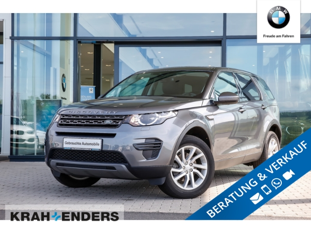Land Rover Discovery Sport Discovery Sport: Bild 1