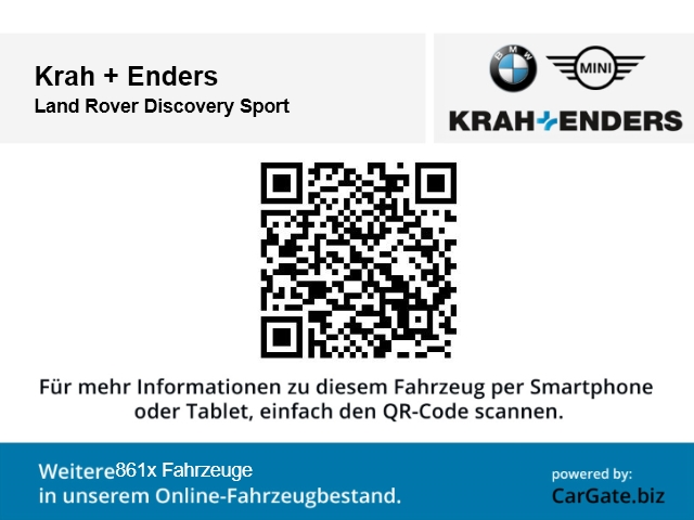 Land Rover Discovery Sport Discovery Sport: Bild 17