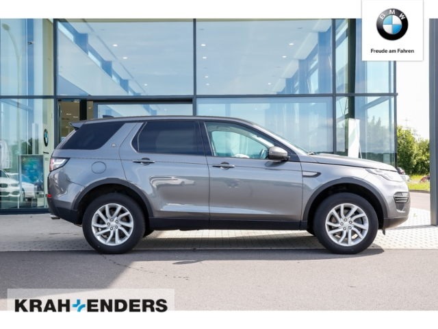 Land Rover Discovery Sport Discovery Sport: Bild 3