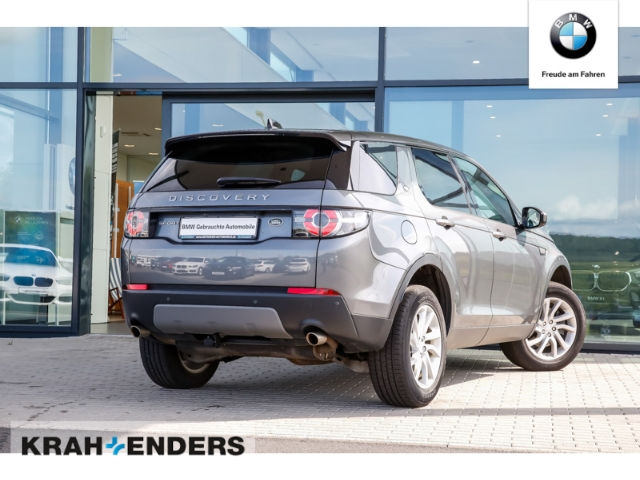 Land Rover Discovery Sport Discovery Sport: Bild 4