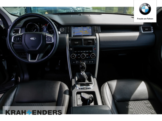 Land Rover Discovery Sport Discovery Sport: Bild 8