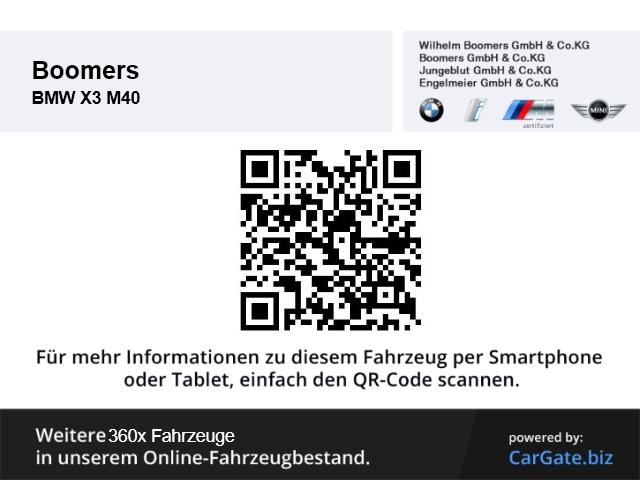 BMW X3 M40 X3 M40