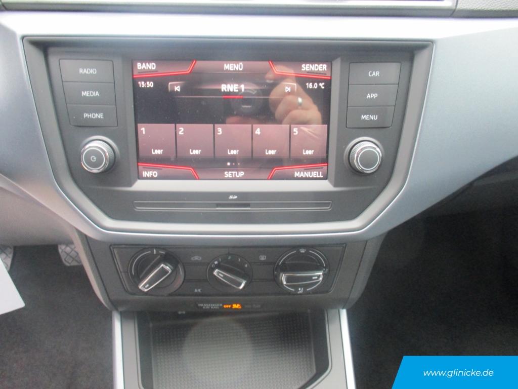 Seat Arona  Style 1.0 TSI LED DAB Kamera PDC
