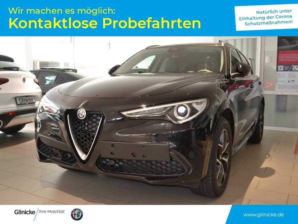 Alfa Romeo Stelvio Lusso Ti Q4 2.0 Turbo 16V HarmanKardon Assistenz-Paket