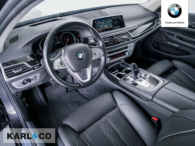 BMW 740 740: Bild 10
