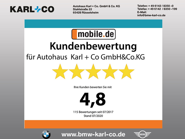 BMW 740 740: Bild 16