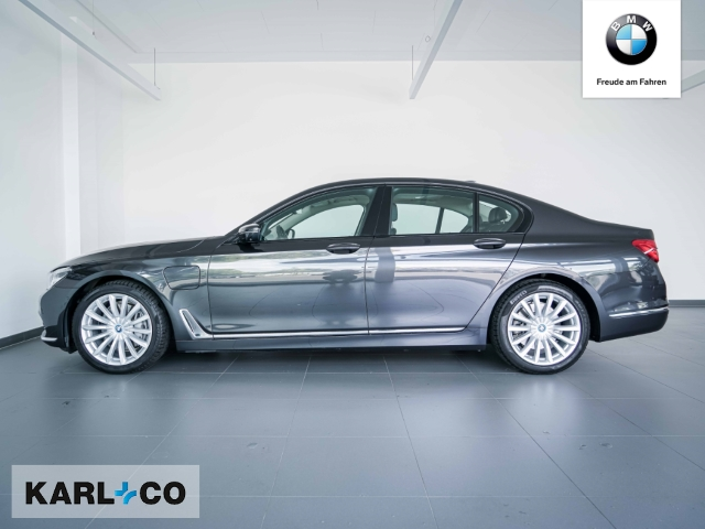 BMW 740 740: Bild 3
