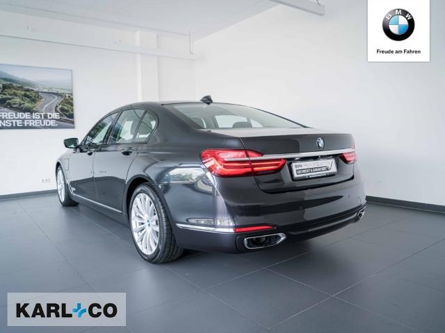 BMW 740 740: Bild 4