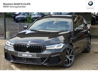 BMW 520d Touring LCI M-Sport Harman/Kardon HUD Komfortzugang AHK Lenkradheizung - Bild 1