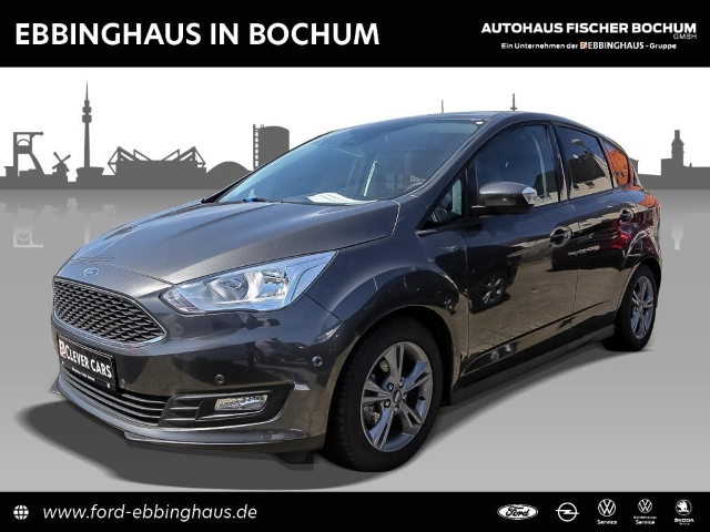 Used Ford C-Max 1.0