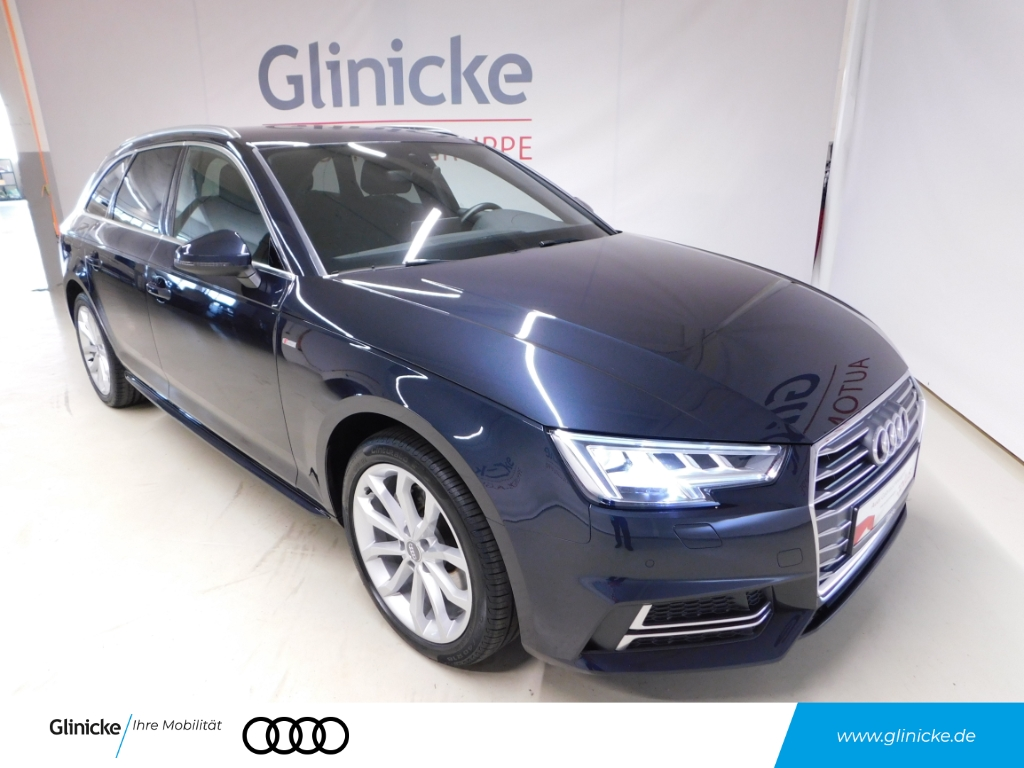Audi A4 Avant 2.0 TFSI S line Matrix LED Navi DAB PDC connect