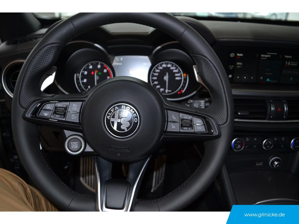 Alfa Romeo Stelvio Veloce MY20 2.0 Assistenz-Paket Komfort-Paket