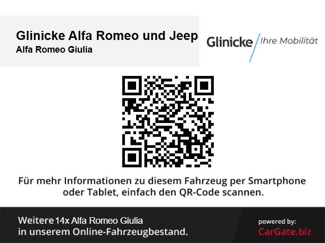 Alfa Romeo Giulia Quadrifoglio 2.9 V6 Bi-Turbo HarmanKardon Alarmanlage