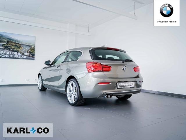 BMW 125 125: Bild 4