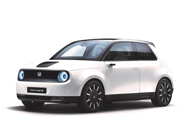 Honda e  100kW /23.940,- inkl Innovationsprämi!!
