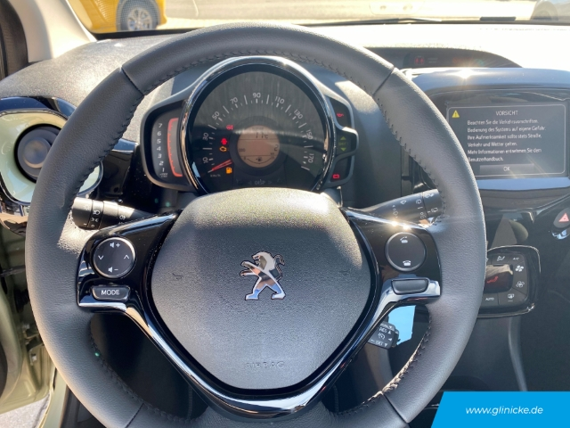 Peugeot 108 TOP! Collection VTi 72 S&S Klima/SHZ/DAB+