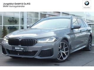 BMW 520d M Sport Touring Facelift Park-Assistent LED Navi Keyless Kurvenlicht HUD - Bild 1