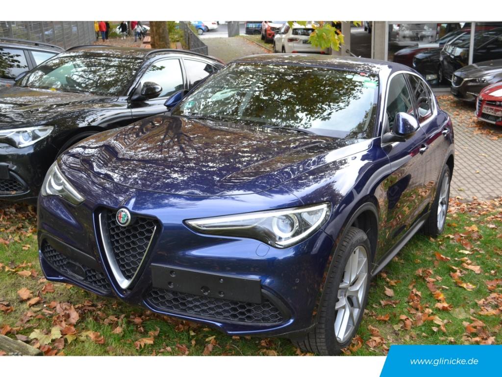 Alfa Romeo Stelvio Super Q4 2.0 Turbo 16V Assistent Paket
