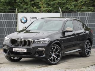 BMW X4 M40i Navi Pro GSD Driv. Assist Head-Up LM21! - Bild 1