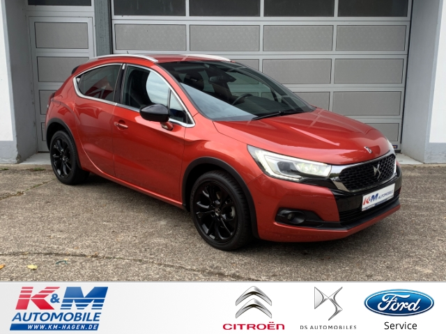 DS Automobiles DS 4 Crossback DS 4 Crossback