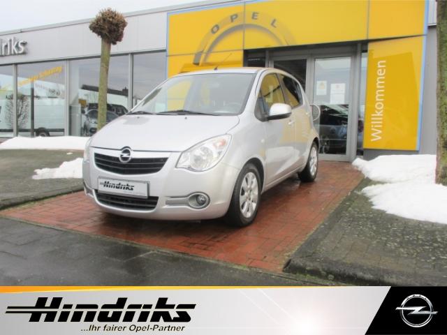 Used Opel Agila 1.2