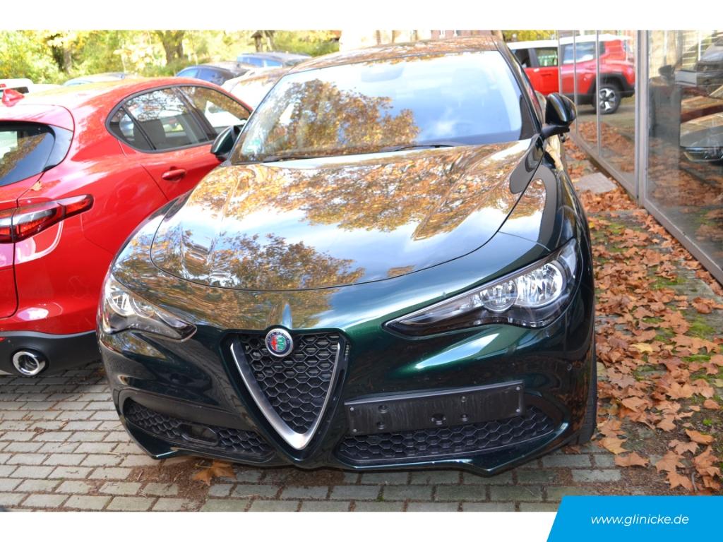 Alfa Romeo Stelvio Super Q4 2.0 Turbo 16V EU6d-T Assistenz-Paket