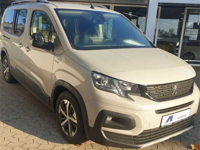 Peugeot Rifter Rifter