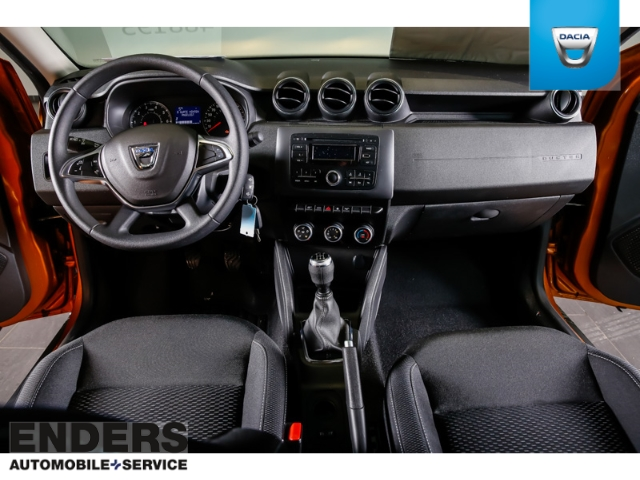 Dacia Duster Duster: Bild 12