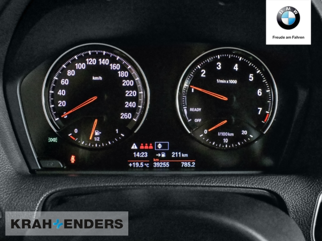 BMW 118 118: Bild 21