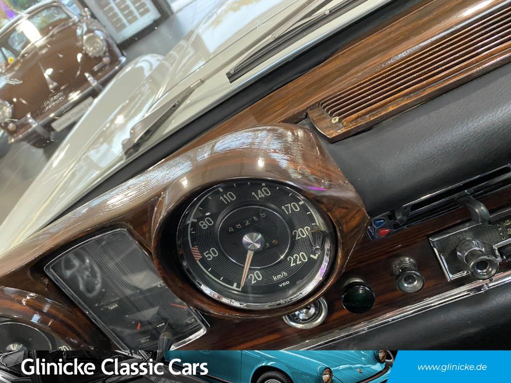 Mercedes-Benz 250 SE Coupe Bj 1967